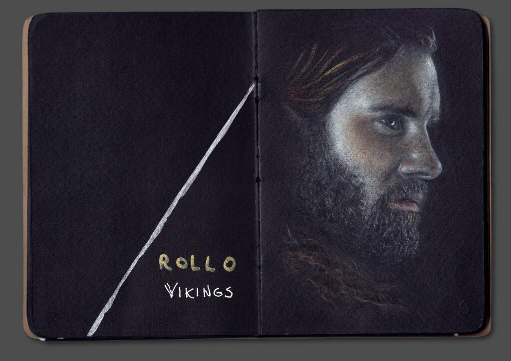Rollo Portrait (Book Scan 2)