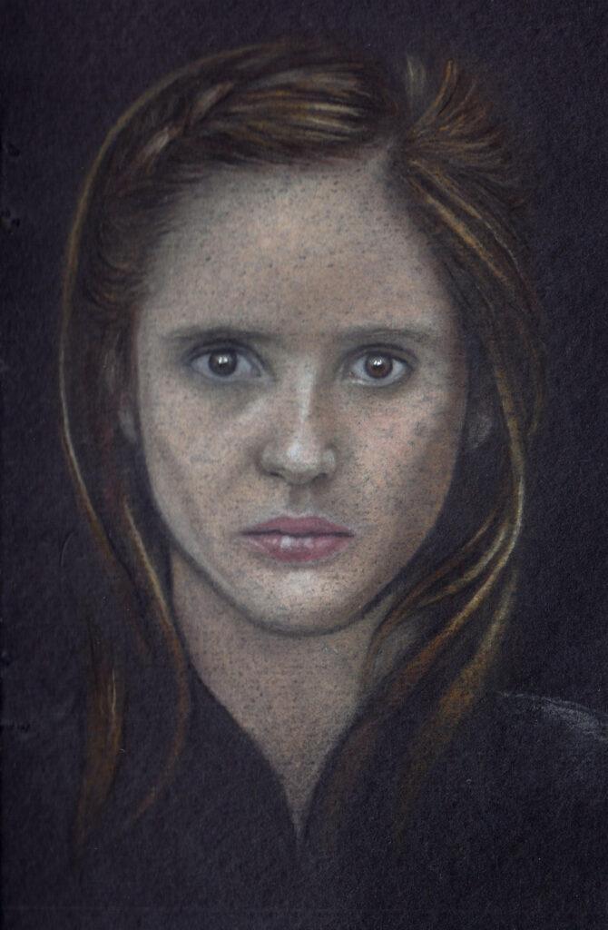 Brida (The Last Kingdom) Portrait