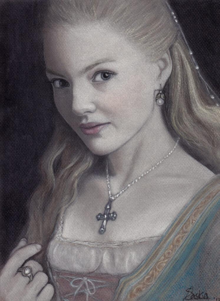 Lucrezia (The Borgias)