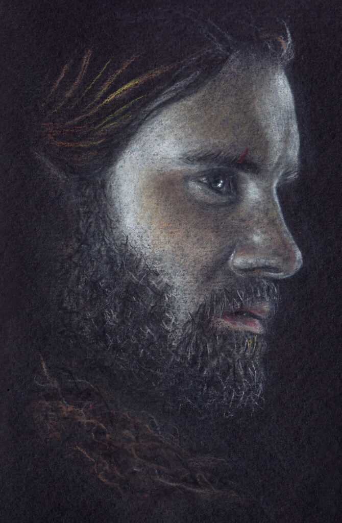 Rollo (Vikings) Portrait