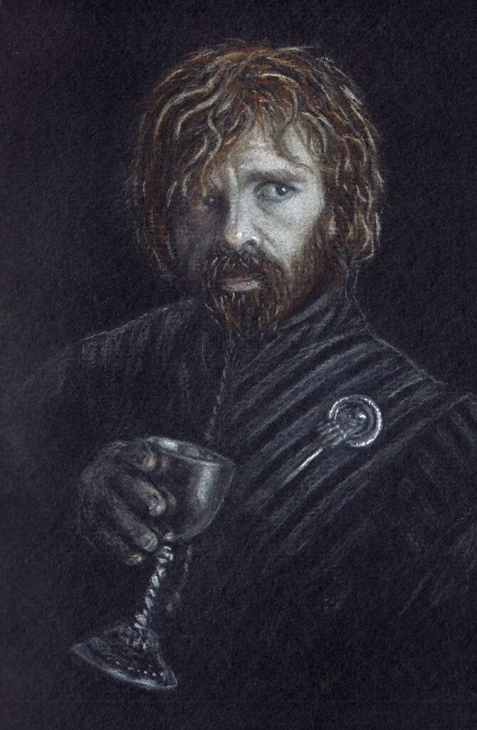 Tyrion (Game of Thrones) Portrait