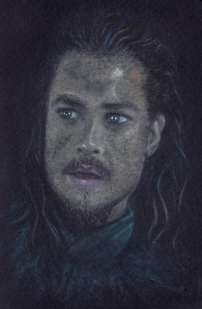 Uhtred (The Last Kingdom) Portrait